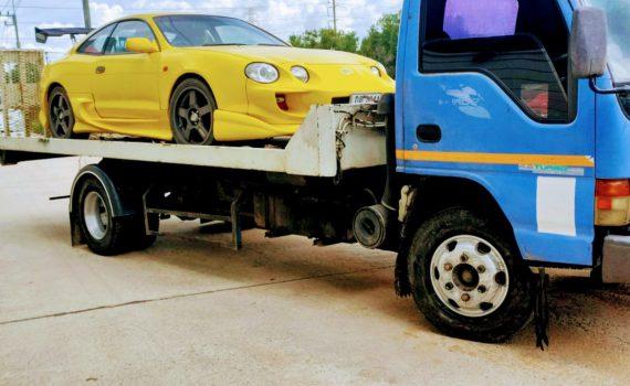 รถยกรถสไลด์กรุงเทพ